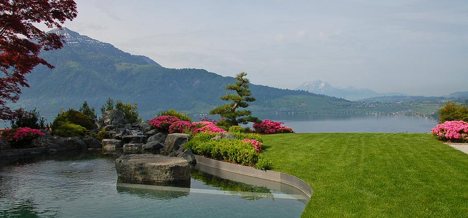 Dendro – Fachplanung und Ausführung japanischer Gärten